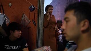 Ma'ruf Minta China Terbuka soal Perlakuan ke Muslim Uighur