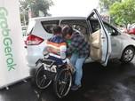 Pasca 3 Kota, Giliran Disabilitas Semarang Nikmati GrabGerak