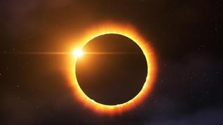 Niat dan Tata Cara Salat Gerhana Matahari pada 26 Desember