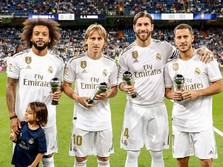 Corona Serang Los Blancos, Real Madrid Dikarantina!