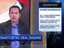 Menakar Pengaruh Deal Dagang Fase I Bagi Pasar Domestik