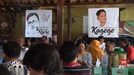 VIDEO: Balon Wali Kota Solo, Gibran Putra Jokowi Tak Populer