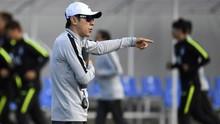 Tiba di Korea Selatan, Shin Tae Yong Jalani Isolasi Mandiri