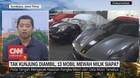 VIDEO: Disita, Belasan Supercar Belum Diambil Pemiliknya
