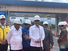 Jokowi: Tol Pertama di Kalimantan, Balikpapan-Samarinda 1 Jam