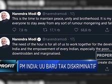 Demo Menentang UU Kewarganegaraan di India Meluas