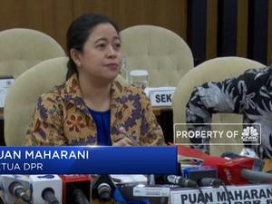 DPR Tak Jamin RUU Omnibus Law Rampung Dalam 3 Bulan