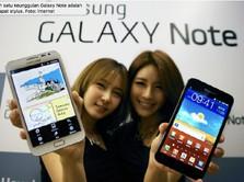 Produksi Samsung Galaxy Note Disetop Tahun Depan?