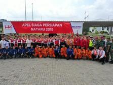 Hutama Karya Pastikan Kesiapan Tol Trans Sumatera di Nataru