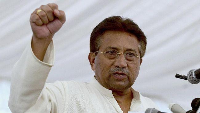 Diktator dan Mantan Presiden Pakistan Dijatuhi Hukuman Mati