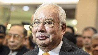 Skandal Korupsi Najib Razak Bakal Diulas Dokumenter Netflix