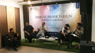 Survei: Publik Tolak Ibu Kota Pindah