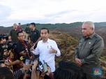Naik Helikopter, Hari Ini Jokowi Tinjau PLTA Kayan Hydro