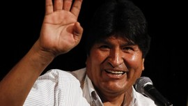 Argentina Beri Suaka Politik kepada Evo Morales