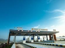 Hutama Karya Telah Bangun Tol Trans Sumatera 469,5 KM