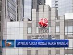 Literasi Pasar Modal Indonesia Masih Rendah