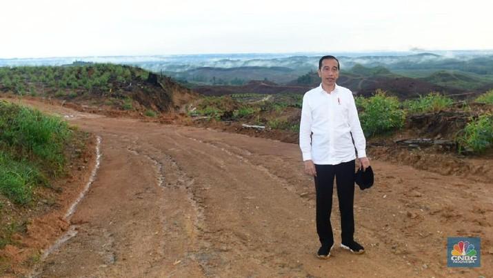 Jokowi: Ibu Kota Baru di Kalimantan Bebas Banjir & Macet
