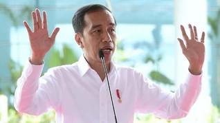Ucapkan Selamat Natal, Jokowi Berharap Umat Damai dan Rukun