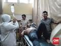 Pemalak Sopir Truk Tikam Polisi di Palembang