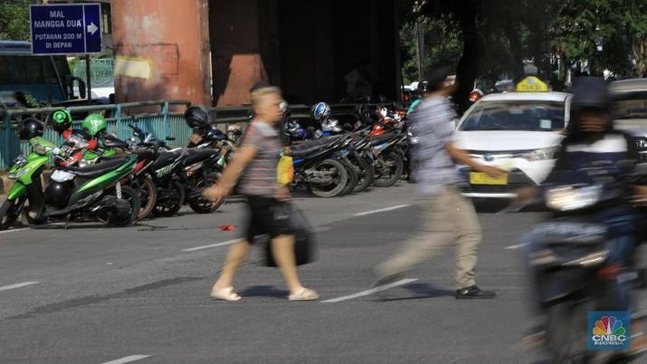 Nasib ojol apakah sama dengan di DKI Jakarta? saat PSBB di Bogor, Depok, dan Bekasi.