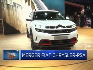 Sah! Fiat Resmi Merger Peugeout USD 50 Miliar