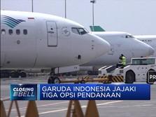 Refinancing Utang, Garuda Indonesia Siapkan 3 Opsi