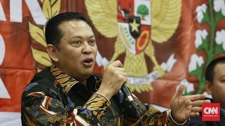 Ketua MPR: Tindak Penyebar Hoaks Corona untuk Cegah Kepanikan