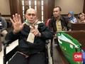 Kivlan Zen Sakit, Hakim Tunda Sidang Eksepsi