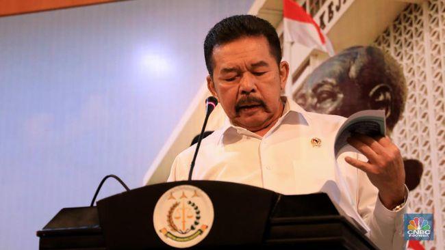 Di DPR, Jaksa Agung Ungkap Pengusutan Korupsi Jiwasraya