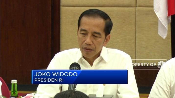 Tak cuma jengkel, Presiden Jokowi juga mengaku hampir berkata kasar soal harga gas yang dinilai masih mahal buat industri ini