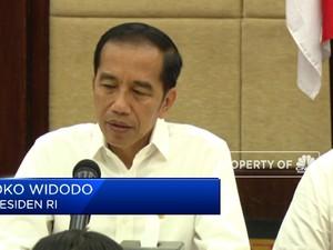 Ada Kepala Daerah Cuci Uang di Kasino, Ini Respons Jokowi