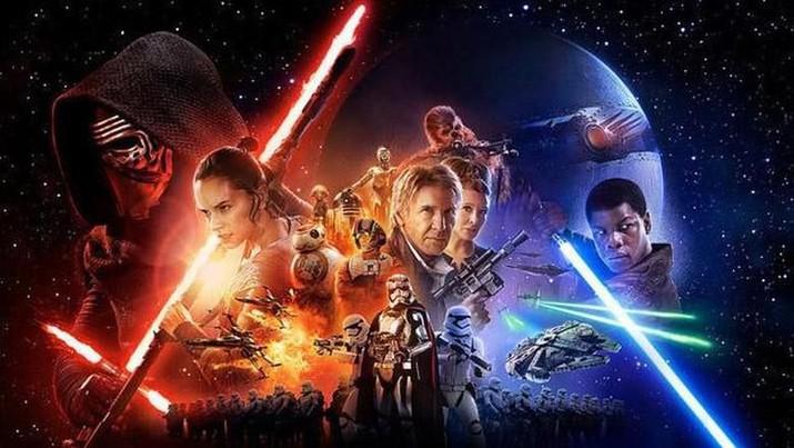 Star Wars: The Rise of Skywalker mulai tayang hari ini. Menutup saga film sci fi yang dimulai sejak 1977 ini