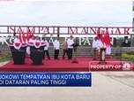 Jokowi Tempatkan Ibu Kota Baru di Dataran Paling Tinggi