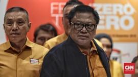 OSO Tolak Permintaan Wiranto Lepaskan Kursi Ketua Hanura