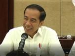 Gubernur Anies, Simak Nih Jokowi Beri Tips Atasi Banjir DKI