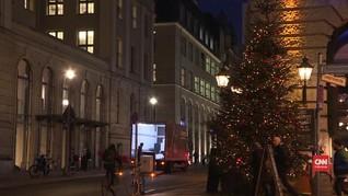 VIDEO: Sewa Pohon Natal untuk mengurangi sampah