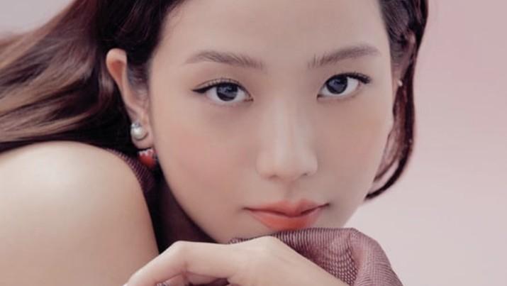 Jisoo Blackpink. (Dok: Harper's Bazaar Korea)