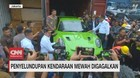 VIDEO: Penyelundupan Kendaraan Mewah Kembali Digagalkan
