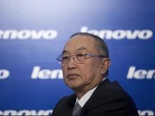 Usai Rajai Pasar Komputer Dunia, Bos Lenovo Pensiun