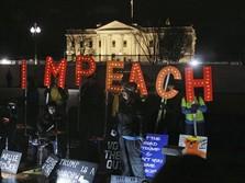 Trump Ngamuk! 'Hajar' DPR AS Jelang Pemakzulan