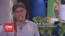 VIDEO: Sang Penghijau Kampung Padat Jakarta