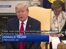 Dimakzulkan, Ini Amarah Trump Ke Ketua DPR AS