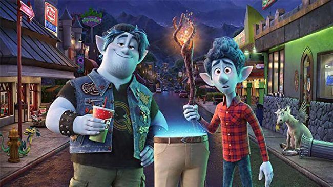 Pixar Kenalkan Karakter LGBTQ Pertama Lewat Film Onward