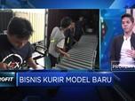 Kirim Barang Cepat & Aman, Strategi Bisnis Krowrier