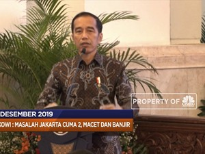 Masalah Jakarta Macet dan Banjir hingga Ekspor Jepang Anjlok