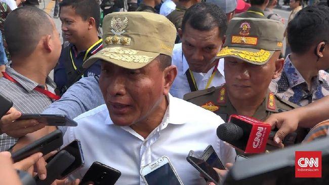 Gubernur Edy Pastikan Tutup Tambang Emas Ilegal Madina