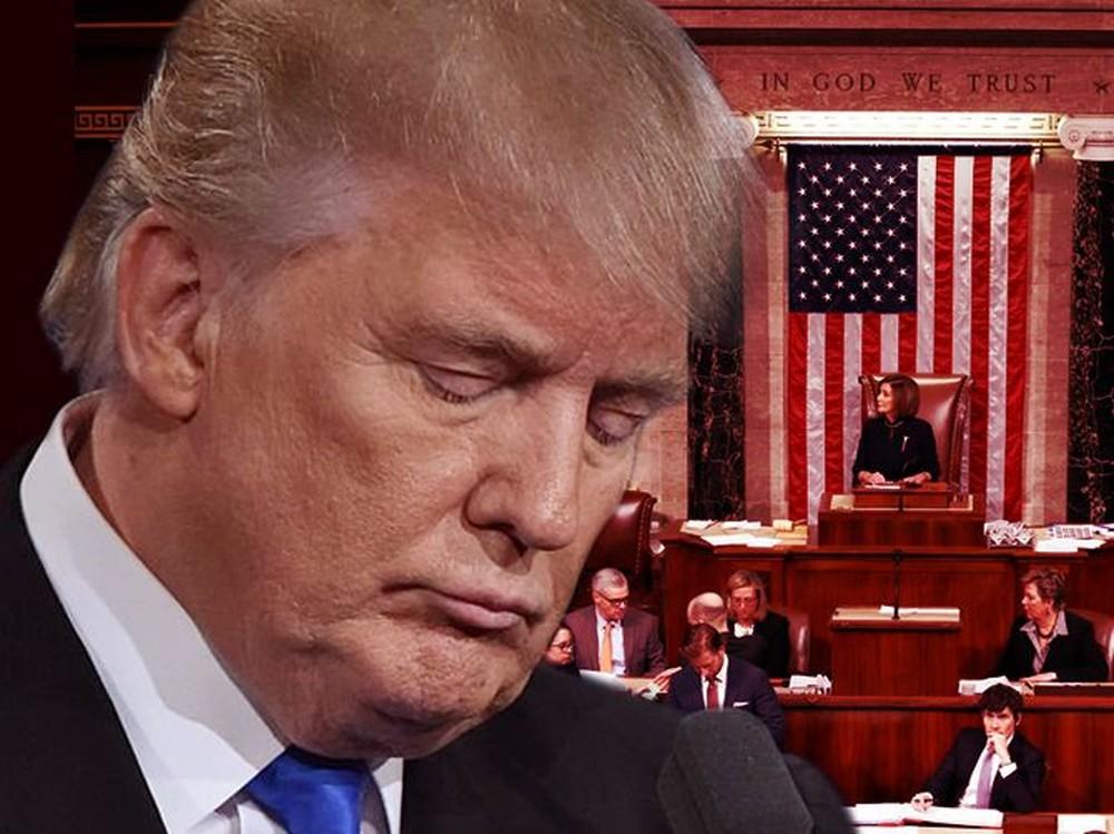 Babak Baru Drama Pemakzulan Trump