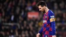 Hadapi Napoli, Barcelona Masih Trauma Dikalahkan Liverpool
