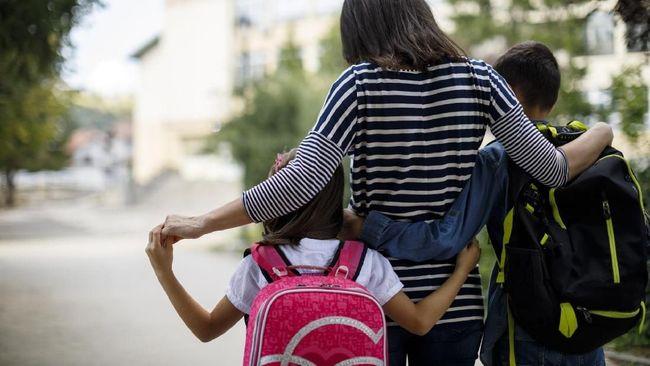 Agar Para Ibu Siap Saat Anak Tak Masuk Sekolah Idaman
