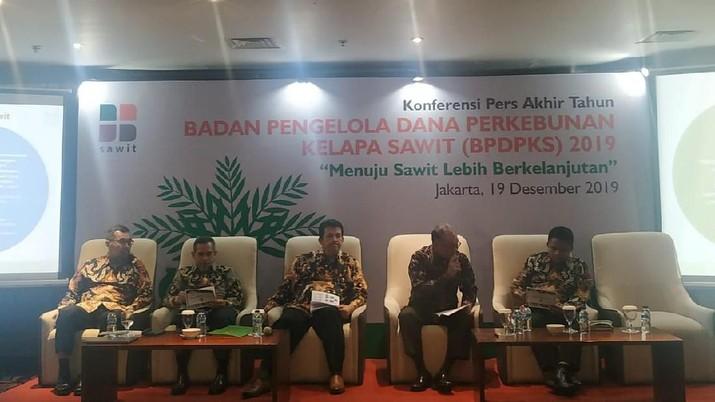 Badan Pengelola Dana Perkebunan Kelapa Sawit (BPPDKS) berencana meningkatkan hasil pengelolaan dananya ke surat berharga negara (SBN).